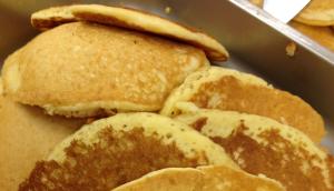 Sandwich Towne Pancakes